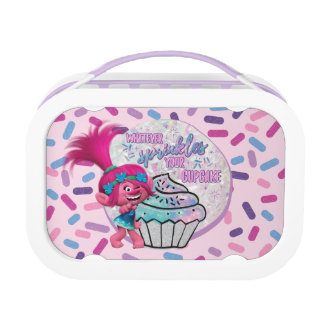 Trolls | Poppy Sprinkle your Cupcake Lunch Box