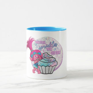 Trolls | Poppy Sprinkle your Cupcake Mug
