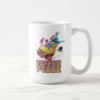 Trolls | Poppy's Posse Coffee Mug
