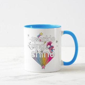 Trolls | Poppy's Sparkle Sing & Shine Mug
