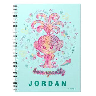 Trolls | Princess Poppy Notebook