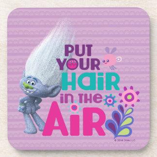 Trolls | Put Your Hair in the Air Coaster