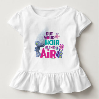 Trolls | Put Your Hair in the Air Toddler T-Shirt