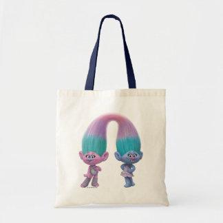 Trolls | Satin & Chenille Tote Bag