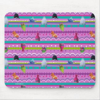 Trolls | Show Your True Colors Pattern Mouse Mat