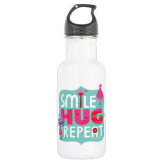 Trolls | Smile, Hug, Repeat 532 Ml Water Bottle