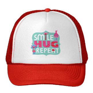 Trolls | Smile, Hug, Repeat Cap