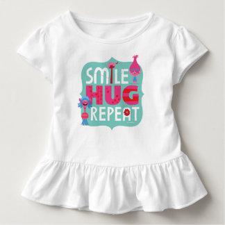 Trolls | Smile, Hug, Repeat Toddler T-Shirt