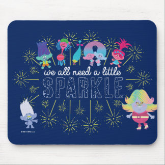 Trolls | The Snack Pack Sparkles Mouse Mat