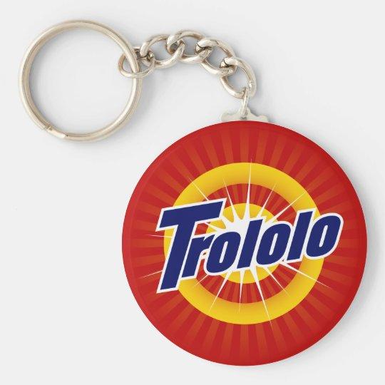 Trololo Keychain