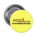 Trombone Attitude Badge