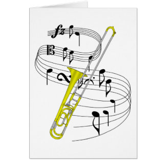 Trombone Cards