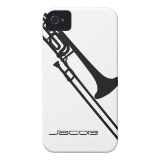 Trombone Case-Mate iPhone 4 Case
