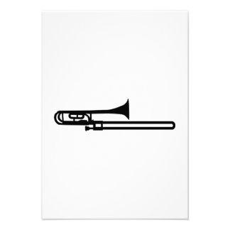 Trombone Custom Invites