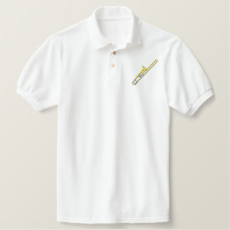 Trombone Embroidered Shirt
