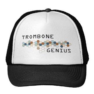 Trombone Genius Cap