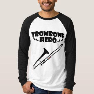 Trombone Hero Tshirts
