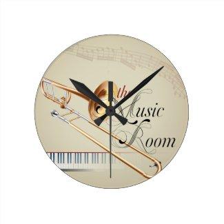 Trombone Music Room