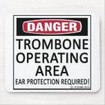 Trombone Operating Area