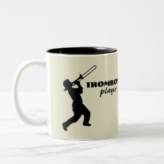 Trombone Player Coffee Mug