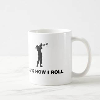 Trombone Player Coffee Mug