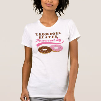 Trombone Player Funny Gift Tshirt