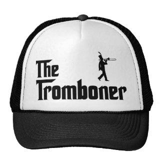 Trombone Player Trucker Hat