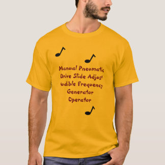 Trombone Players Rock! T-Shirt