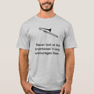 Trombone Players T-Shirt