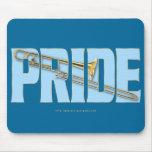 Trombone Pride Mouse Mat