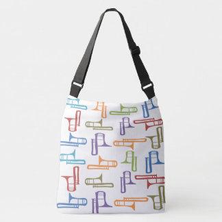 Trombones Crossbody Bag