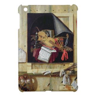Trompe l Oeil Still Life 1665 iPad Mini Case
