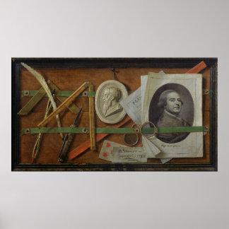 Trompe l'Oeil, 1785 Posters