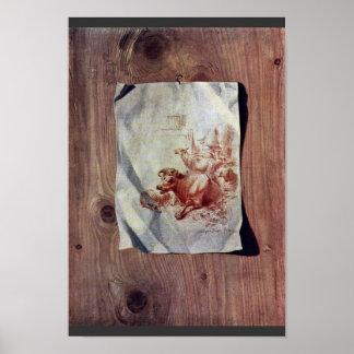 Trompe-L'Oeil By Füssli Johann Heinrich (Best Qual Print