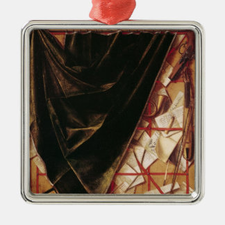 Trompe l'Oeil Christmas Ornament