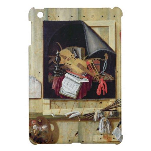 Trompe l'Oeil Still Life, 1665 iPad Mini Case