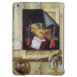 Trompe l'Oeil Still Life, 1665 Cover For iPad Air