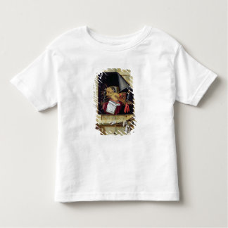 Trompe l'Oeil Still Life, 1665 Toddler T-Shirt