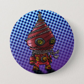 Trompo 7.5 Cm Round Badge
