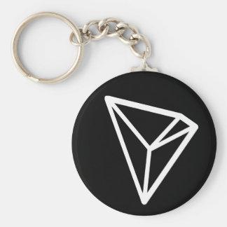Tron TRX Basic Keychain (Black)