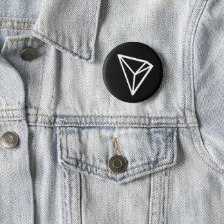 Tron TRX Standard Black Button