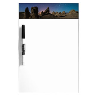 Trona and the Milky Way Dry Erase Board