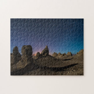 Trona and the Milky Way Jigsaw Puzzle