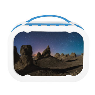 Trona and the Milky Way Lunch Box