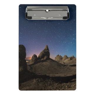 Trona and the Milky Way Mini Clipboard