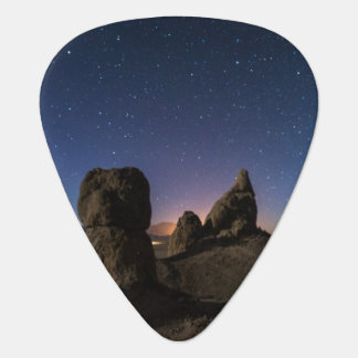 Trona and the Milky Way Plectrum