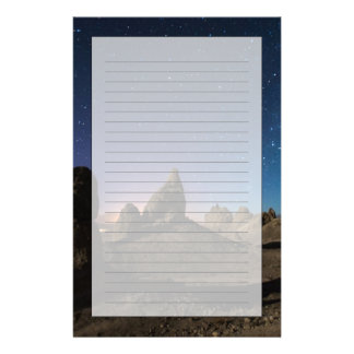 Trona and the Milky Way Stationery