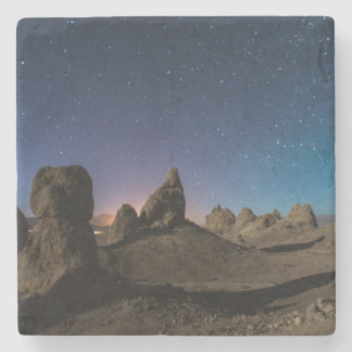 Trona and the Milky Way Stone Coaster