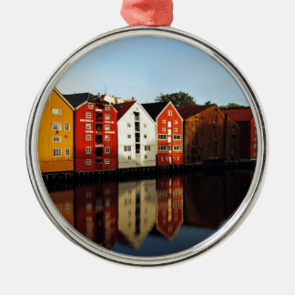 Trondheim in Norway Christmas Ornament