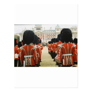 Trooping of the Colour 2010 Postcard